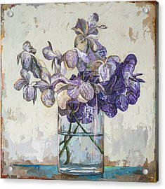 Flowers #1 Acrylic Print