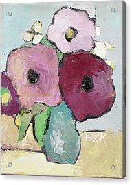 Flowers 1601 Acrylic Print