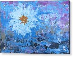 Flowers 19 Acrylic Print