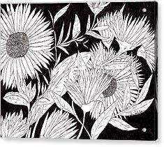 Flowers 2 Acrylic Print