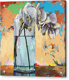 Flowers #21 Acrylic Print