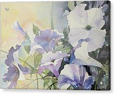 Flowers In The Sun Acrylic Print
