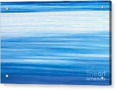Fluid Motion Acrylic Print