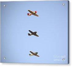 Fly Boys Acrylic Print