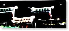 Acrylic Print featuring the photograph Fly by Cyryn Fyrcyd