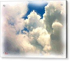Flyin High Acrylic Print