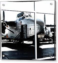 Number Built 1,183 Acrylic Print by Steven Digman