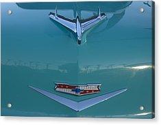 Flying Chevy Acrylic Print