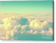 Flying Acrylic Print by Delphimages Photo Creations