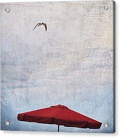 Flyover Acrylic Print