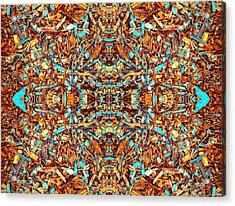 Focused Presence Acrylic Print