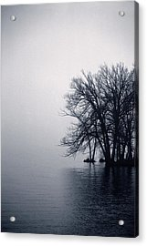 Fog Day Afternoon Acrylic Print