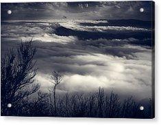 Fog Wave Acrylic Print