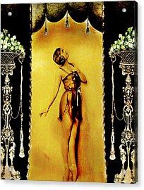 Follies Acrylic Print