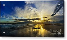 Follow The Sun Acrylic Print