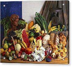 Food 1 Acrylic Print