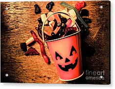 Food For The Little Halloween Spooks Acrylic Print by Jorgo Photography - Wall Art Gallery