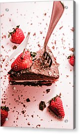 Foodie Delights Acrylic Print
