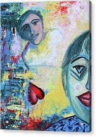 Foolish Love Acrylic Print