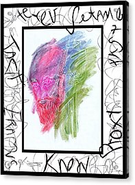 For Alan Acrylic Print