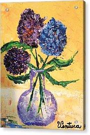 For Charlene Acrylic Print