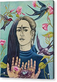For Frida Acrylic Print