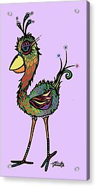 For The Birds Acrylic Print by Tanielle Childers
