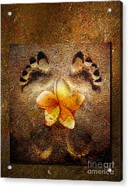 For The Love Of Me Acrylic Print by Jacky Gerritsen