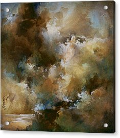 Force Of Nature Acrylic Print
