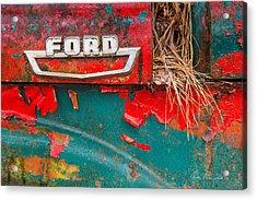 Ford 2070 Acrylic Print