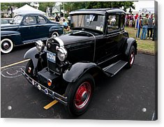 Ford 2102 Acrylic Print by Guy Whiteley