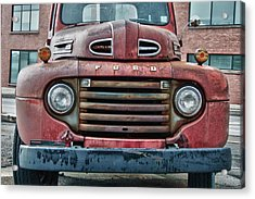 Ford 4623 Acrylic Print by Guy Whiteley