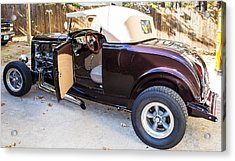 Ford Coupe Acrylic Print