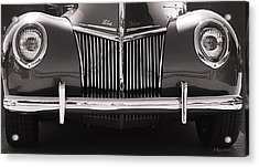 Ford Delux Acrylic Print by Melisa Meyers