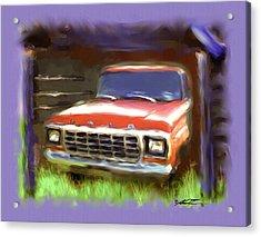 Ford F150 Acrylic Print