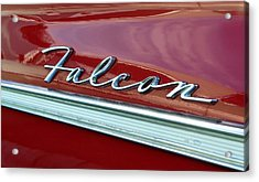 Ford Falcon Acrylic Print