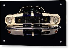Ford Front Vew Acrylic Print
