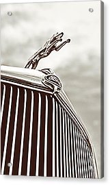 Ford Greyhound Acrylic Print by Caitlyn Grasso