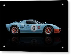 Ford Gt 40 Acrylic Print