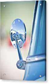 Ford Mirror Acrylic Print by Swift Family