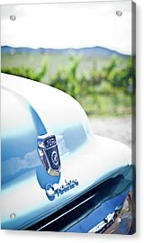 Ford Overdrive Acrylic Print by Swift Family
