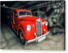 Acrylic Print featuring the photograph Ford Prefect by Charuhas Images