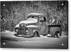 Ford Truck 2016-1  Acrylic Print by Thomas Young