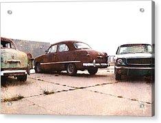 Fords Acrylic Print