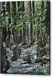 Forest 2 Acrylic Print