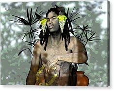Forest Faun Acrylic Print