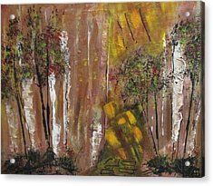 Forest Primeval Acrylic Print