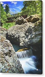 Forever And A Day Acrylic Print