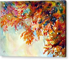 Forever Fall Acrylic Print