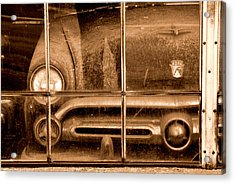Acrylic Print featuring the photograph Forever Ford by Al Swasey